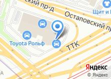 Компания «ASP-groupservice» на карте