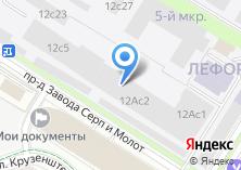 Компания «ПОСТ» на карте