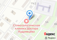 Компания «Евина Декор» на карте
