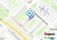 Компания «Comprayexpress» на карте