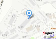 Компания «NVLab» на карте