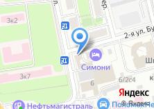 Компания «Центр азербайджанско-русской культуры и солидарности» на карте