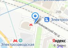 Компания «Ротор» на карте