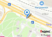 Компания «Магазин цветов на Нижегородской» на карте