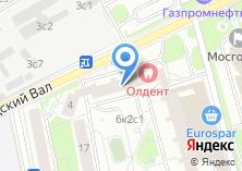 Компания «Каганер и партнеры» на карте
