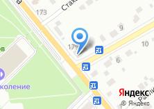 Компания «Квинт Авто» на карте
