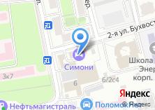 Компания «ТехКомПлект» на карте