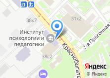 Компания «УльтраКом» на карте