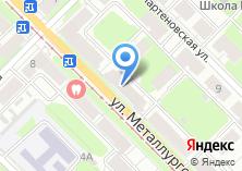 Компания «ПиВася» на карте