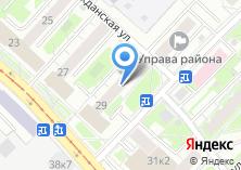 Компания «Магазин цветов на Краснобогатырской» на карте
