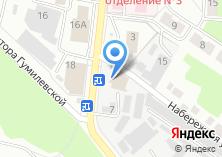 Компания «Дежурка» на карте