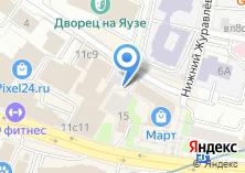 Компания «Генерент-маркет» на карте