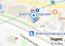 Компания «Черили» на карте