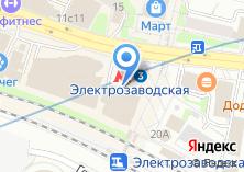 Компания «Станция Электрозаводская» на карте