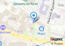 Компания «БИЗНЕС-РЕГИОН» на карте