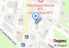 Компания «Пожарная часть №6» на карте