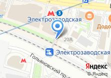 Компания «Doner kebab bistrot» на карте
