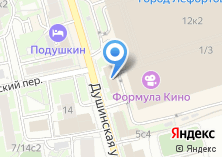 Компания «Dedmorozow.com» на карте