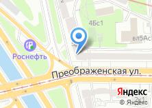 Компания «Легпроминформ» на карте