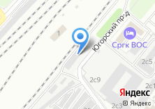 Компания «Рейл Континент транспортная компания» на карте