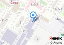 Компания «ФОБС» на карте