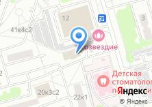 Компания «Фотосалон на Домодедовской» на карте