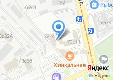 Компания «Сеть салонов тонировки авто» на карте
