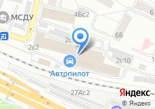 Компания «Кортес» на карте