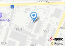 Компания «ТРУБМЕТИНВЕСТ» на карте