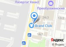 Компания «Строительная компания современный дом» на карте