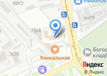 Компания «Гальтаир» на карте