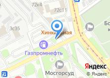 Компания «Магазин цветов на ул. Богородский Вал» на карте