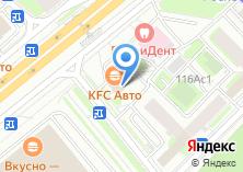 Компания «3color» на карте