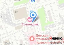 Компания «Мастерская по ремонту обуви и изготовлению ключей на Домодедовской» на карте