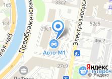 Компания «Стройград» на карте