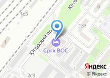 Компания «Кубера» на карте