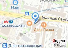 Компания «Wikimart» на карте