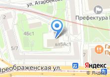 Компания «Услуги электрика Москва» на карте