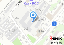 Компания «Вемос плюс» на карте