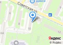 Компания «Проспер-СБ» на карте
