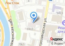 Компания «ITmaster» на карте