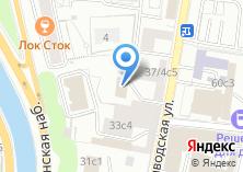 Компания «Маэстро Тревел» на карте