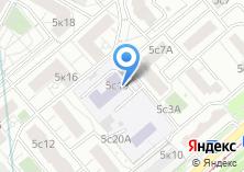Компания «Средняя общеобразовательная школа №435» на карте