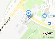 Компания «Автостоянка на Донецкой» на карте