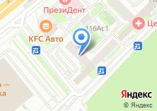 Компания «Центр бытовых услуг на Ярославском шоссе» на карте
