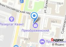 Компания «Сиделка-мед» на карте