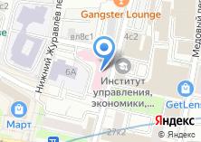 Компания «ТЕХНОСЕРВИС-ЭЛЕКТРО» на карте