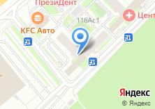 Компания «Никитин Ферм» на карте