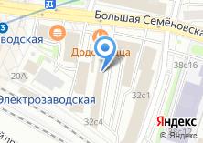 Компания «Ланчер» на карте