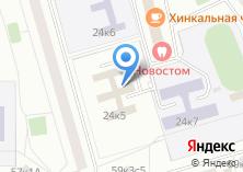 Компания «Мировые судьи района Орехово-Борисово Северное» на карте